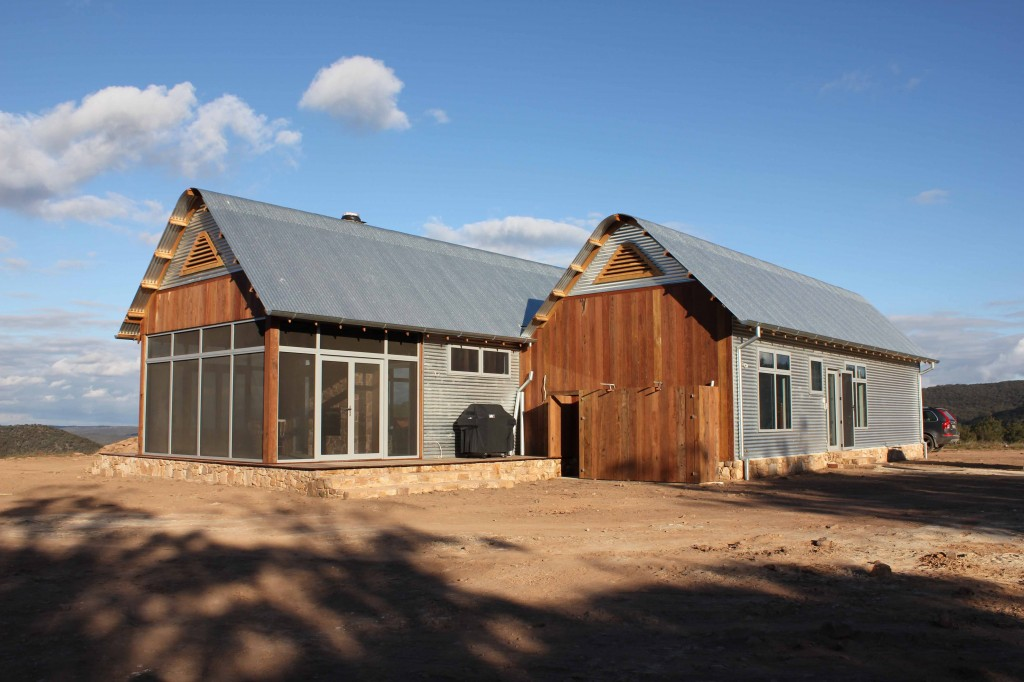 off grid sustainable home